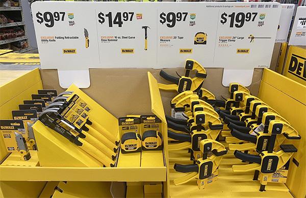 Home Depot Dewalt Tool Deals July 2021