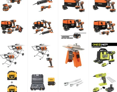 Home Depot Tool Deals of the Day 0802021 Page 2