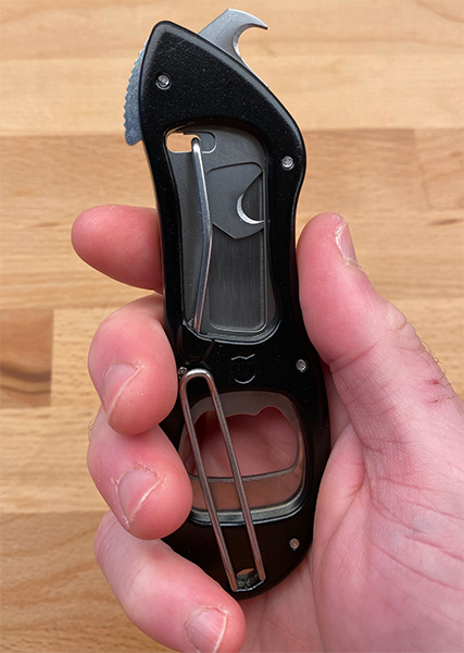 Husky Sliding Utility Knife Second Blade
