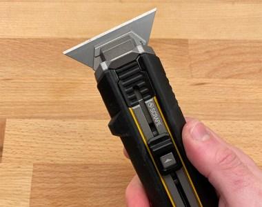 ToughBuilt Scraper Utility Knife Hero