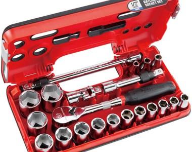Craftsman V-Series Ratchet and Socket Set