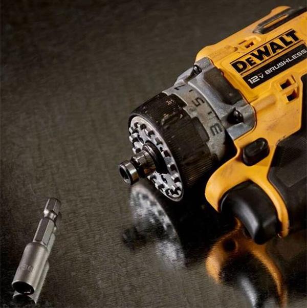 Dewalt DCD703F1 Xtreme 5-in-1 Cordless Drill Driver Bare Chuck