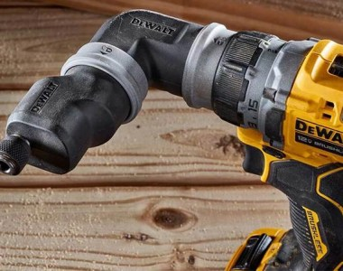 Dewalt DCD703F1 Xtreme 5-in-1 Cordless Drill Driver with Right Angle and Offset Heads