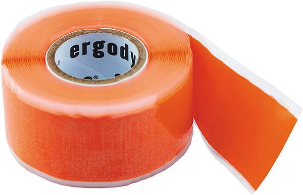 Ergodyne Squids Self-Adhering Tape in Orange