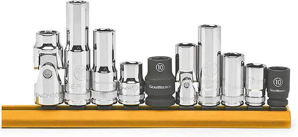 Gearwrench 10mm Socket Set