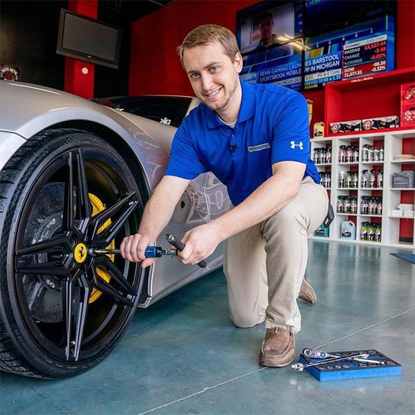 MichaelPro Ferrari Wrench Ad