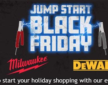 Acme Tools Black Friday Jump-Start 2021 Dewalt Milwaukee Deals