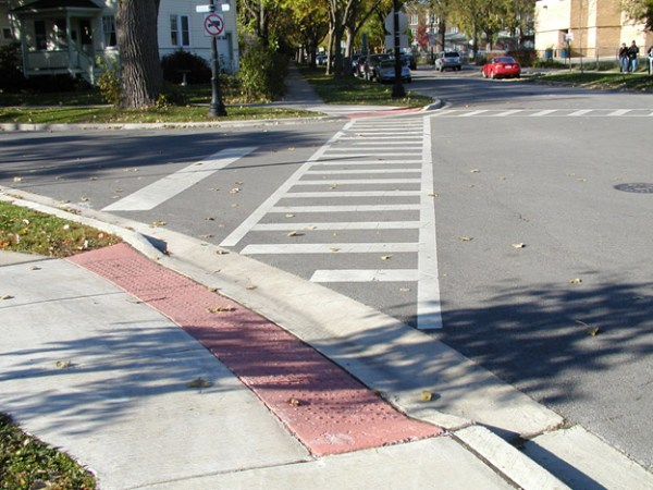 ada and pedestrian considerations