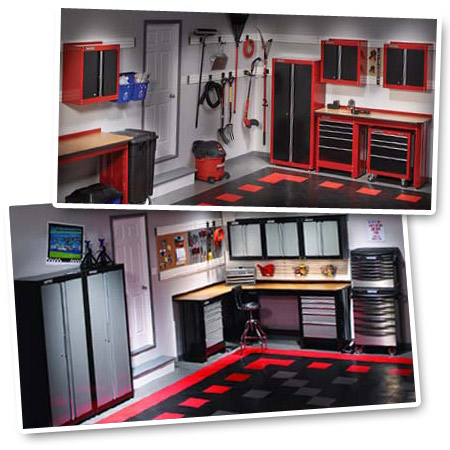 Hot Or Not? Sears Modular Garage Storage  Toolmonger