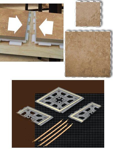 Hot Or Not Ceramic Tile Floating Floors  Toolmonger