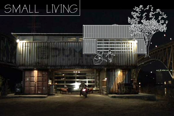 Build Flynns Container Home from Tron Legacy Kinda