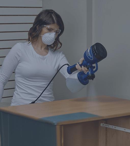 Conventional Sprayer
