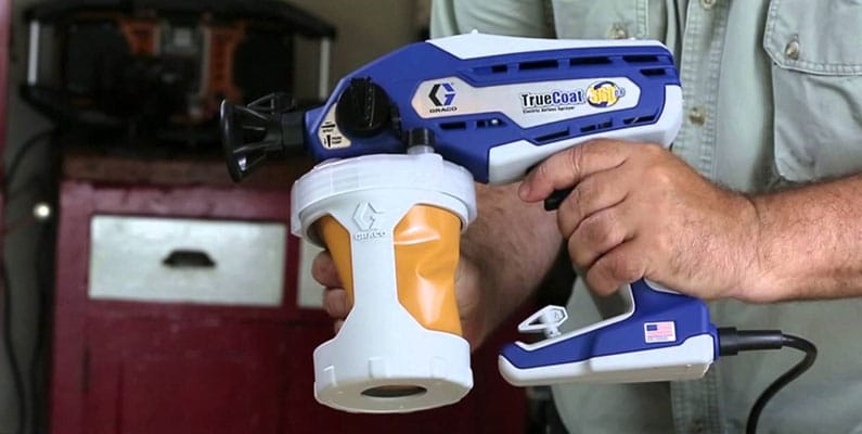 troubleshooting a graco sprayer