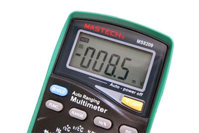 Mastech ms8209
