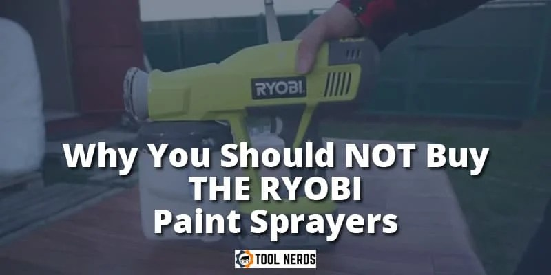 why not to buy Ryobi