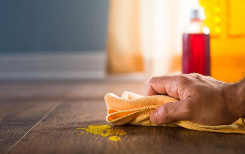 Prevent Splattering