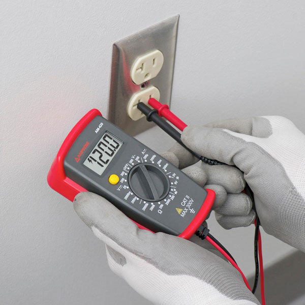 Amprobe pk-110 basics