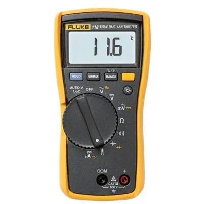 Fluke 116 Multimeter Review