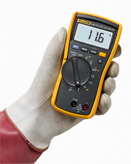 Fluke 116 review