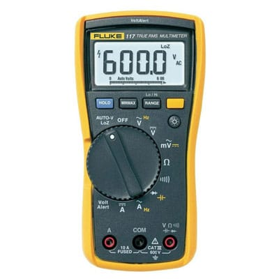 Fluke 117 Multimeter Review