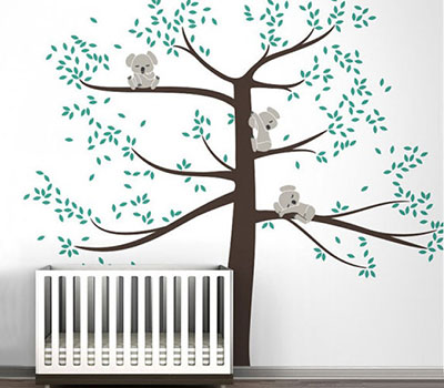 Why removable wall decals