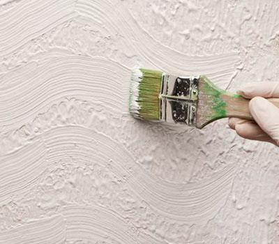 thick painting