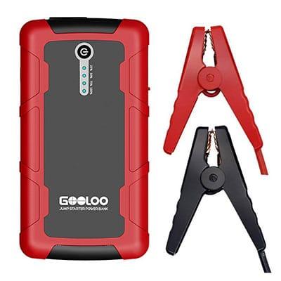 Gooloo GP140 600A portable jump starter kit