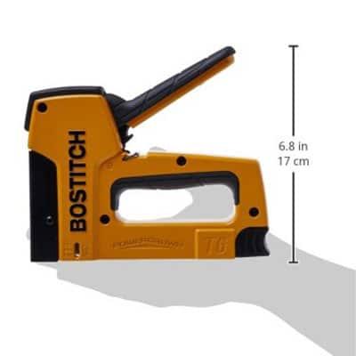 BOSTITCH T6-8 dimensions