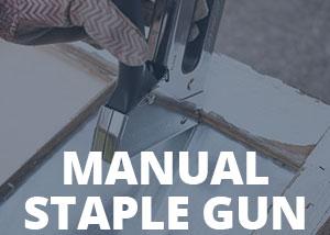 Best Manual Staple Gun