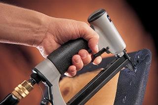 upholstery gun tips