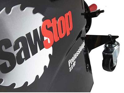 SawStop PCS175 TGP236 Details