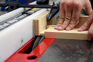 contractor woodworking