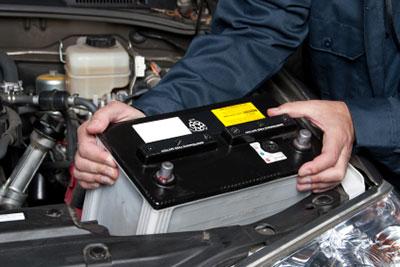 Car battery dies