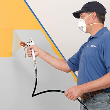 Tips for airless spraying