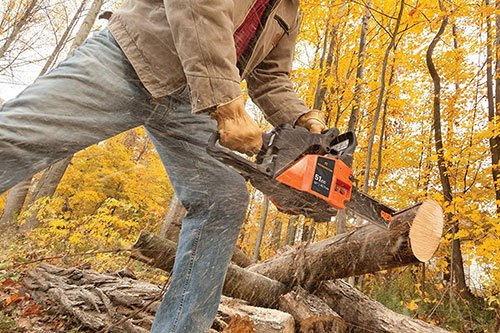 Remington RM5118R Rodeo Tree Sawing