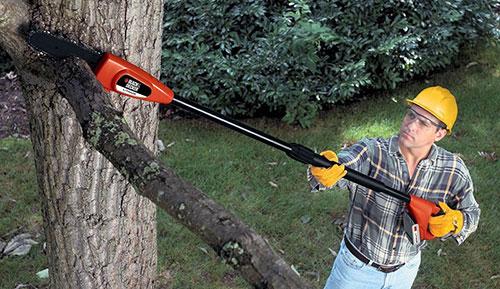 BLACK DECKER LPP120 sawing