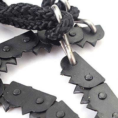 Detail of doingart pocket chainsaw