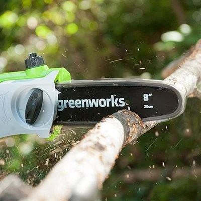 Greenworks 20672 8inches