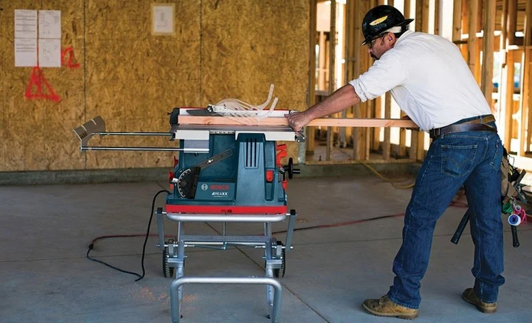 The Protective Measures while using table saw
