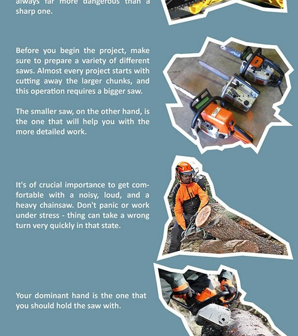 Useful Chainsaw Woodcarving Tips