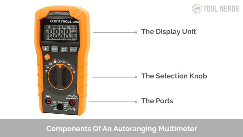 Components Of An Autoranging Multimeter