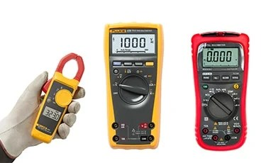 Different Types of Digital Multimeters