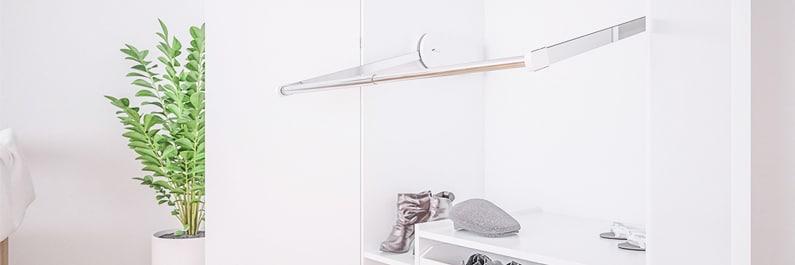 Fold-Down Wardrobe Lift