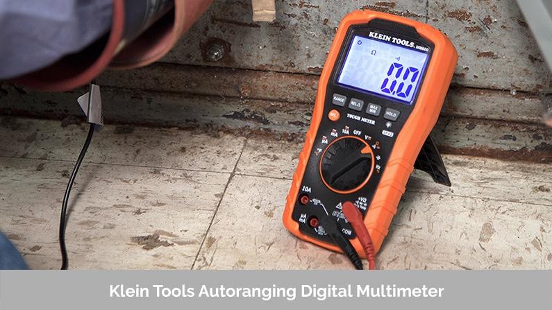 Klein Tools Autoranging Digital Multimeter