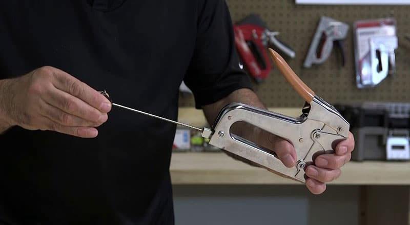 Quick Ways to Load a Staple Gun