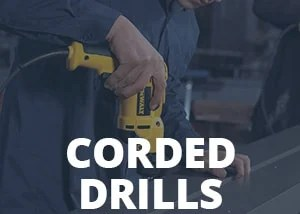 Corded Drills category image