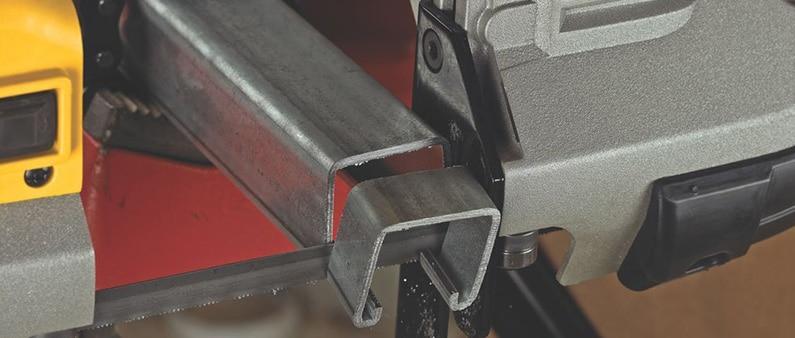 DEWALT DWM120K Cutting Metal