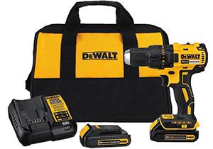 DeWalt DCD777C2 Drill Kit