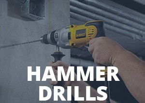 Hammer Drills category image