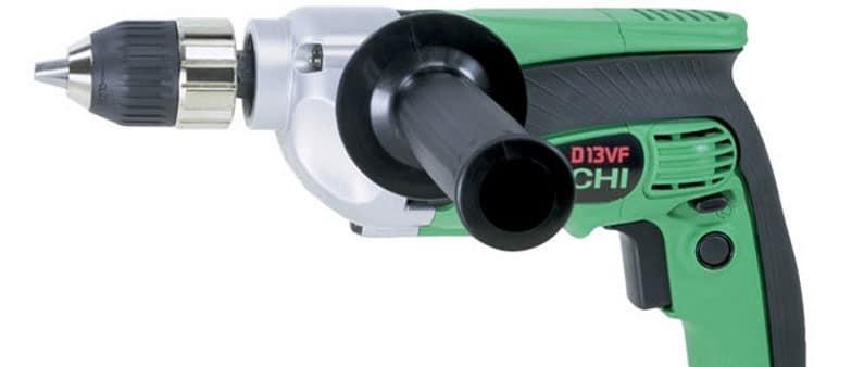 Hitachi D13VF Side Handler